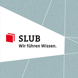 SLUB-App on iPhone – courtesy of the Saxon State and University Library Dresden (Sächsische Landesbibliothek – Staats- und Universitätsbibliothek Dresden, SLUB)